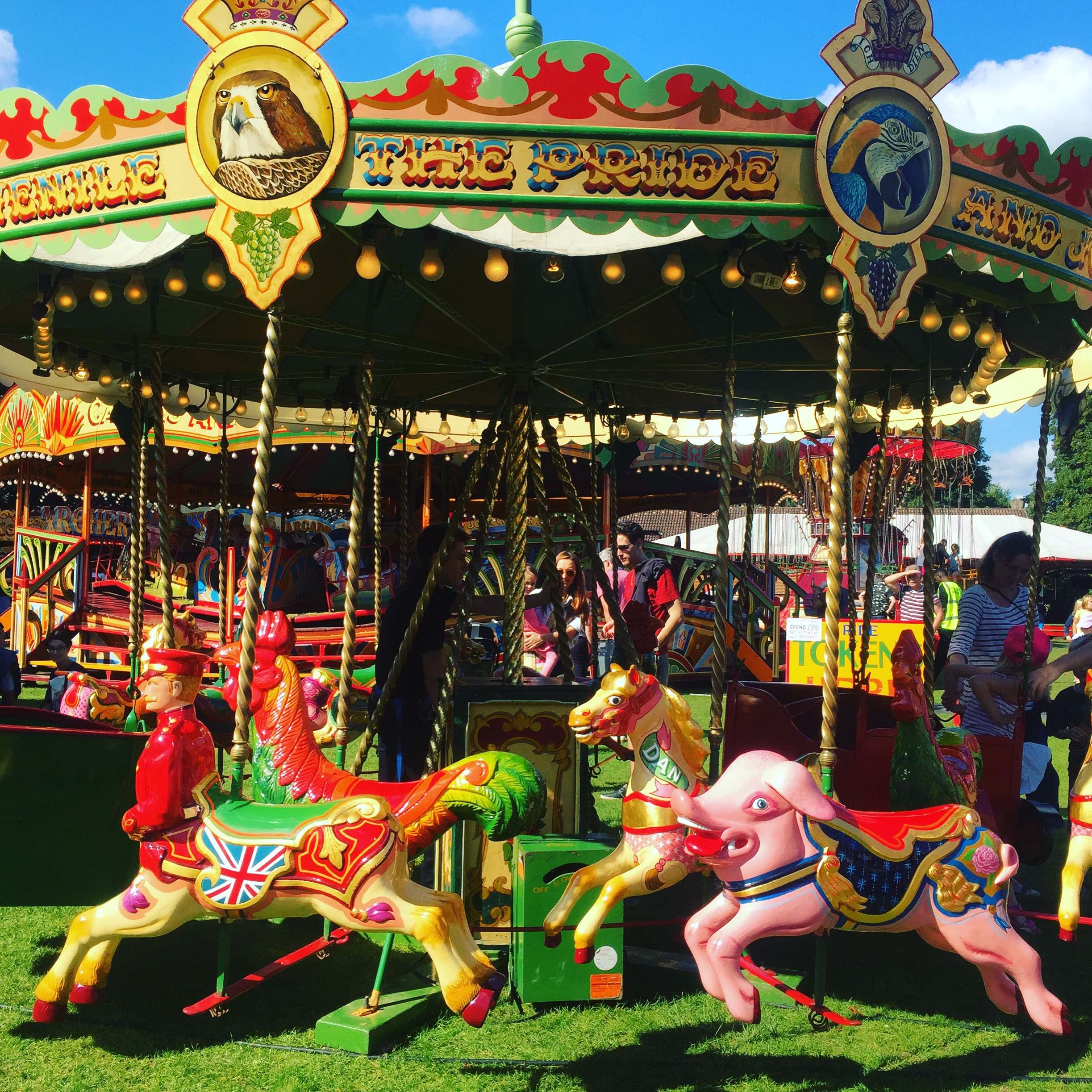 carters steamfair