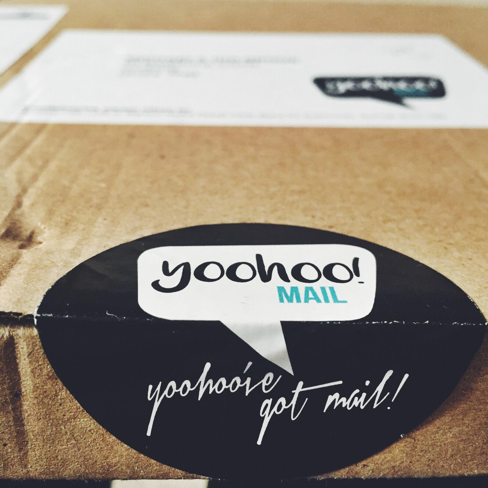 yoohoo mail