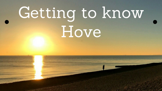 Getting to know Hove