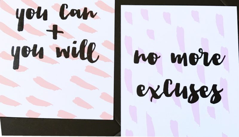 motivational postcards for 2017