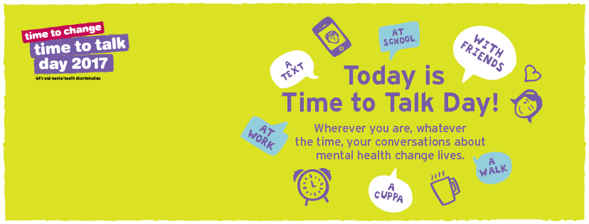 #TimetoTalk – and why it's important