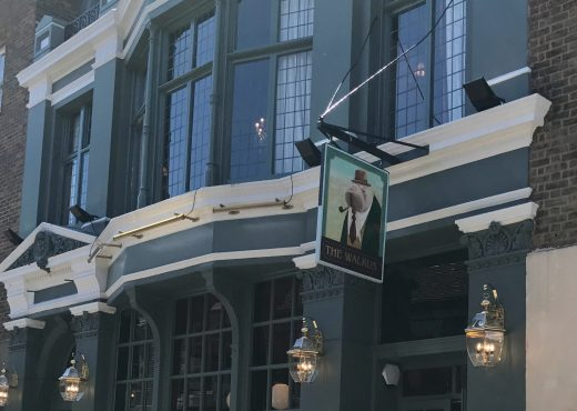 walrus pub front brighton