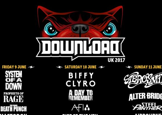 download festival 2017 headliner poster