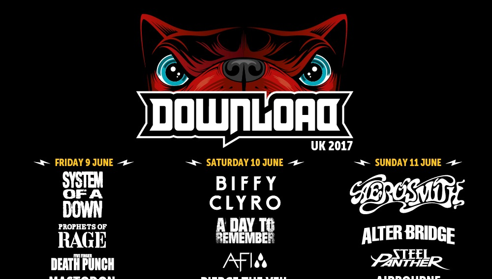 Download Festival 2017 – Must See Bands