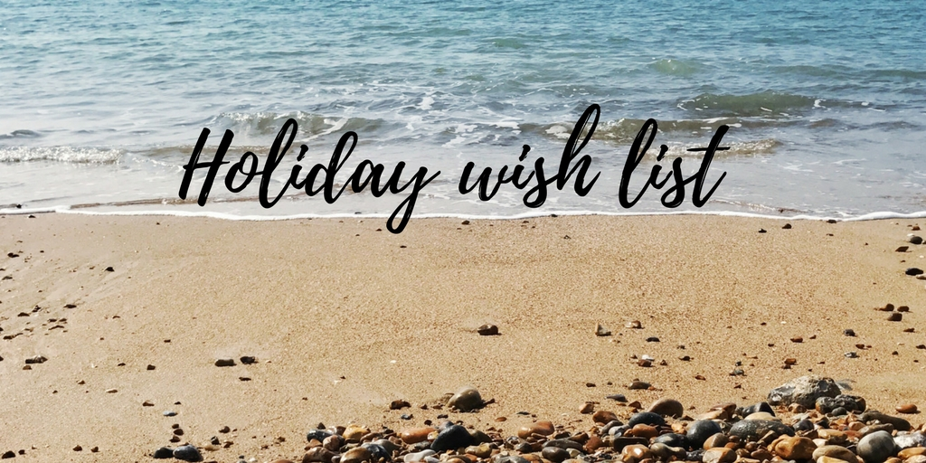 Mama Holiday Wish List