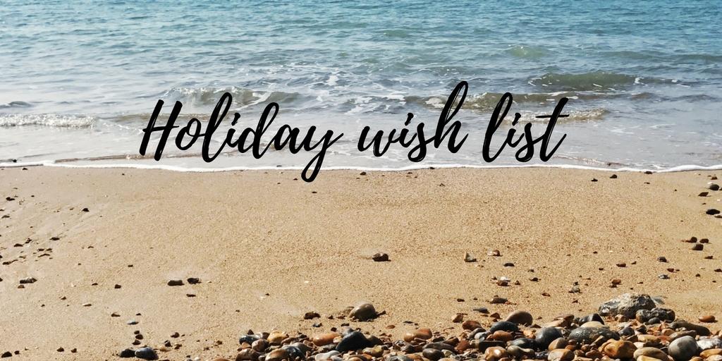 Mama Holiday Wish List