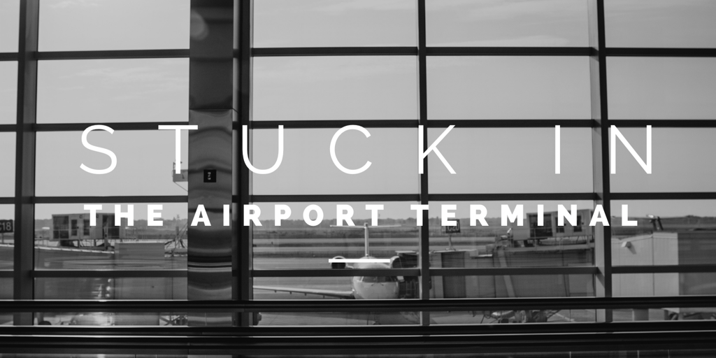 Stuck in the Terminal