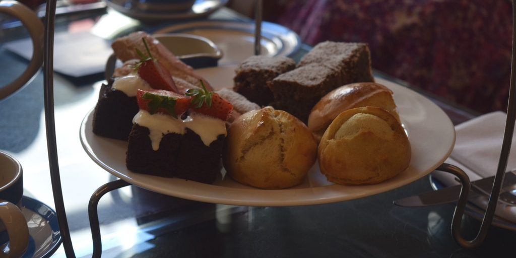 Afternoon Tea at The Jetty Restaurant