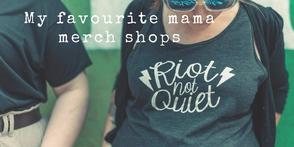 My Favourite Mama Merch Shops