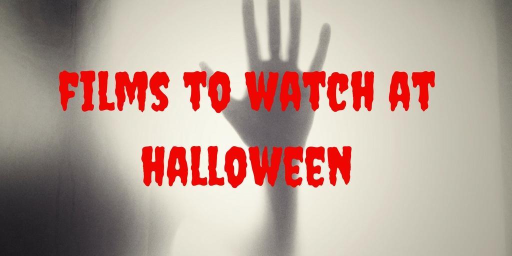 Halloween Movie Roundup