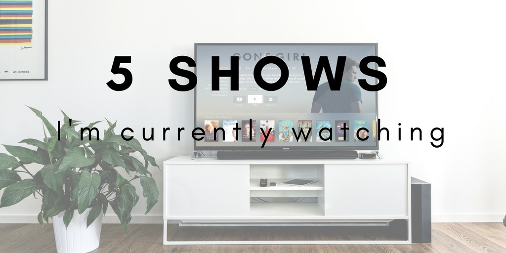5 Must Watch TV Shows