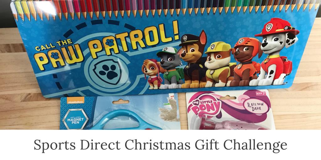 SportsDirect £5 Christmas Gift Challenge