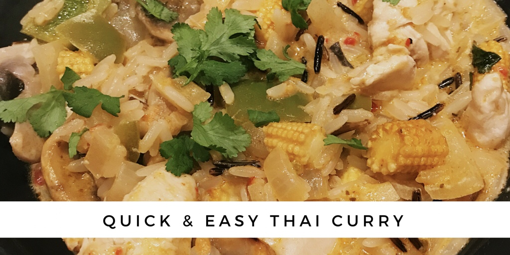 Quick & Easy Thai Curry