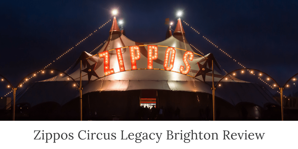 zippos circus lights big top